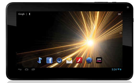 "@TAB NINE-X2 - 9"" Android Tablet with Dual Core processor"