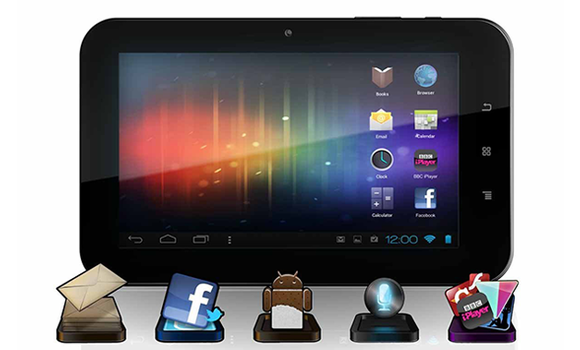 "Versus TouchPad 9 - 9"" Android Tablet"