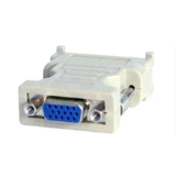 DVI-I Dual Link Digital and Analogue Male to VGA Female