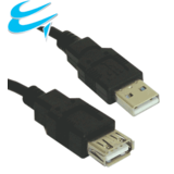 1.8M USB 2 extension cable -  A Male to Type A Female