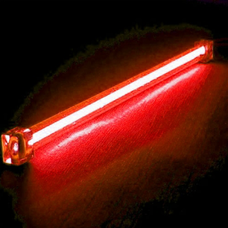 85Mm Led Tube - Red