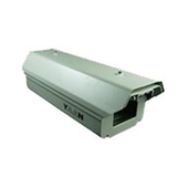 External Camera Housing 12In Aluminium With Heater And Fan