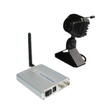 1 X Wireless Cmos Colour Mini Sercurity Camera + Receiver (Will Support For Upto 4 Cameras)