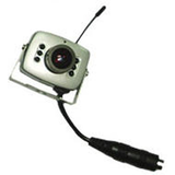 Wireless Cmos Security Camera (4Th Channel) - For Use With The Wireless Cmos Security Kit