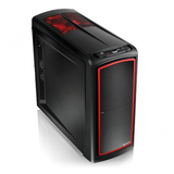 Thermaltake Element S Black ATX Tower Case 3*5.25 7*3.5 Internal 2* 2.5 Internal Front ESATA No Psu