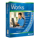 Microsoft Works 8.5 English Cd OEM