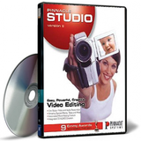 Pinnacle Studio V9 Se Video Editing Software OEM (Cd Only)