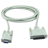 D-Type Db9F To Db25M 1.8M Modem Cable