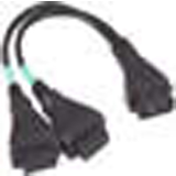 1.8M Joystick 15 pin Splitter Cable