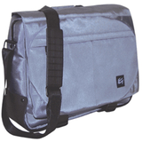 Messenger Shoulder Pack-I Notebook/Laptop Bag/Carry Case [Grey]