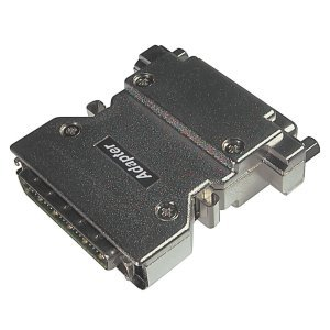 Converts D-Type Connector To Centronics Type: Db25M To C36M