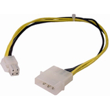 Psu Adaptor Molex To 4Pin Motherboard
