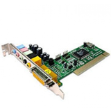 PCI Sound Card 5.1 Channel