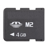 4GB Sony M2 Memory Stick