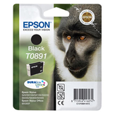 Genuine Epson Monkey Black�(T0891) Cartridge