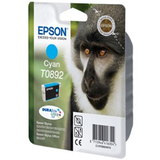 Genuine Epson Monkey Cyan�(T0892) Cartridge