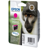 Genuine Epson Monkey Magenta�(T0893) Cartridge
