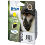 Genuine Epson Monkey Yellow�(T0894) Cartridge