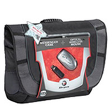 Notebook Carry Case With Red Trim Will Comfortably Hold 15.6 inch Laptop Top Quality