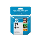 HP Ink Cart 27 Black 220 Sheet For Inkjet