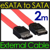 ESATA To SATA 7 Pin Cable 2Meter
