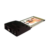 Pcmcia Analogue TV Tuner Card