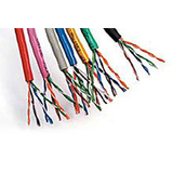 RJ45 Cat5E Multi Core Patch Cable (Per Metre)