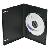Dvd Case Double Movie Case 10Pk
