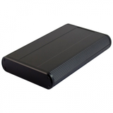 External 3.5 inch SATA To USB 2.0 With Brushed Aluminium Finish Quality Enclosure
