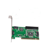 PCI Card With 2 Internal SATA And 1 IDE Also Has 1 External SATA Port