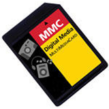 64MB Multimedia Card