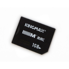 512MB Mini Mmc Flash Card - Dual Voltage