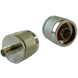 N-Type Male To Sma Female Connector Adaptor