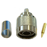N-Type Male Connector For RG58 Cable