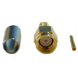 Sma Male Connector With Female Pin For RG58 Cable
