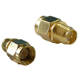 Sma Male Barrel To Sma Male Nut Adaptor Coupler
