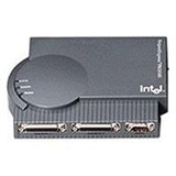 Intel Netport Express Print Server 10Baset/BNC Suitable For HP Printers With Internal Mio Interface