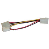 3pin To 4pin Molex Case Fan Adapter Converter