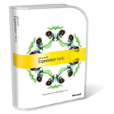 Microsoft Expression Web English Cd/Dvd