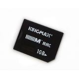 256MB Mini Mmc Flash Card - Dual Voltage