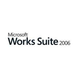 OEM Microsoft Works Suite 2006 English Win32 Cd