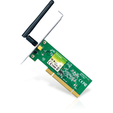 TP-Link TL-WN751ND 150Mbps Wireless N PCI Adapter with low profile bracket