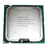 Intel Core 2 Duo E6600 2.4GHz - CPU and Fan - (Socket 775/Dual Core/2.4GHz/4MB Cache/1066MHz FSB) - Used