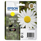 Genuine Epson Daisy (18) Yellow Cartridge