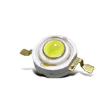 1W High Power LEDs Pure White and Warm White Options