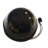 1/3 inch Black and White CCD Dome Camera