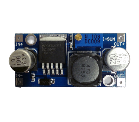 LM2596HVS DC-DC Step Down Voltage Regulator Board 4.5V to 45V INPUT - 1.2V to 30V OUTPUT