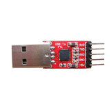 Silicon Labs CP2102 USB to TTL Serial Adapter