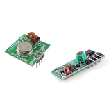 433MHz Radio Transmitter and Receiver Modules - Send a serial signal over the air!