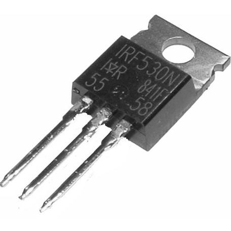 IRF530 HEXFET Power MOSFET N Channel - TO-220 14A 100V